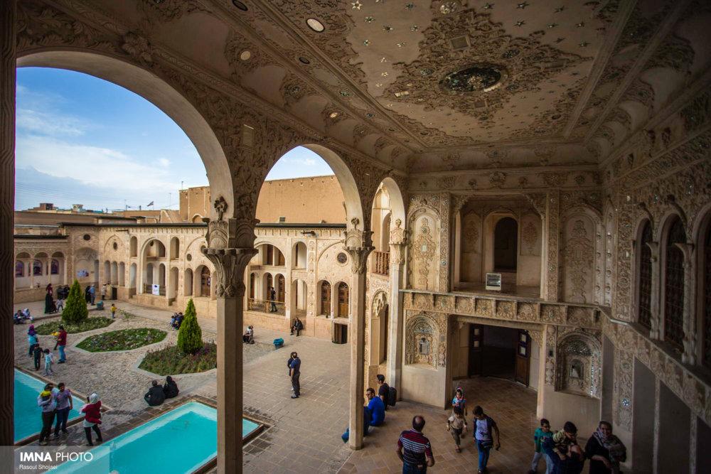 Kashan; home of rulers