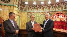 رایزنی مدیران شهری با سفیر ایران در سنگاپور برای جذب سرمایهگذار