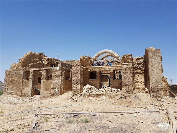 Hollow space discovered in Surgah historical house in Natanz