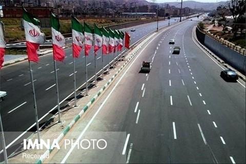 تاکید بر ایمنسازی مسیر کندرو بزرگراه شهید محلاتی