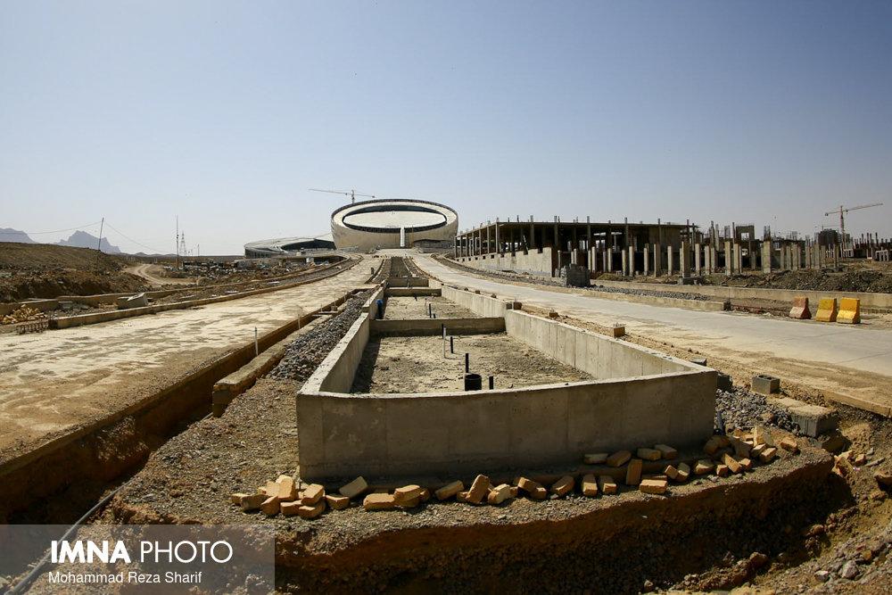 اجرای ۵۴۷ میلیارد تومان پروژه عمرانی در شهر