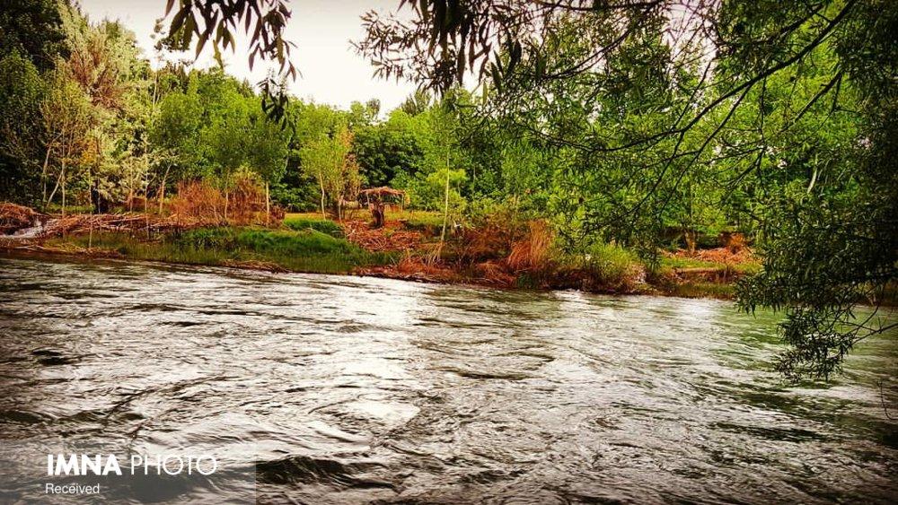 Berenjegan village a piece of paradise