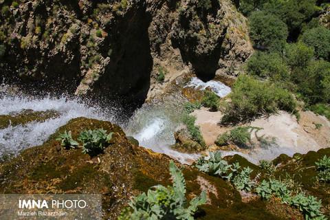 تدوین طرح جامع گردشگری آبشار یاسوج