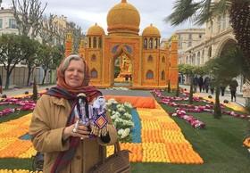 فرهنگ ایرانی، دغدغه بانوی فرانسوی