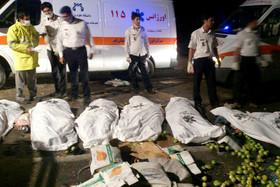 اجساد تصادف مرگبار تهران – کرمان شناسایی شد