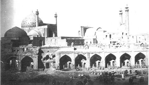 مسجد مقصود بیگ