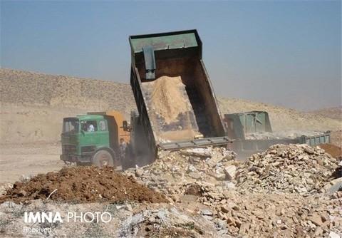 میزان بازیافت پسماند ساختمانی روزانه به ۱۱ هزار تن می رسد