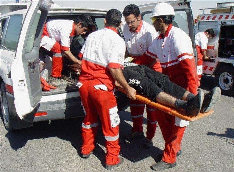 امدادگران هلال احمر ۵۵ نفر را از غرق شدگی نجات دادند