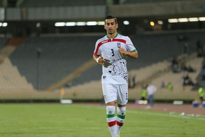 حاج صفی: خدا به من عزت داده تا ۱۱۲ بار پیراهن تیم ملی را بپوشم