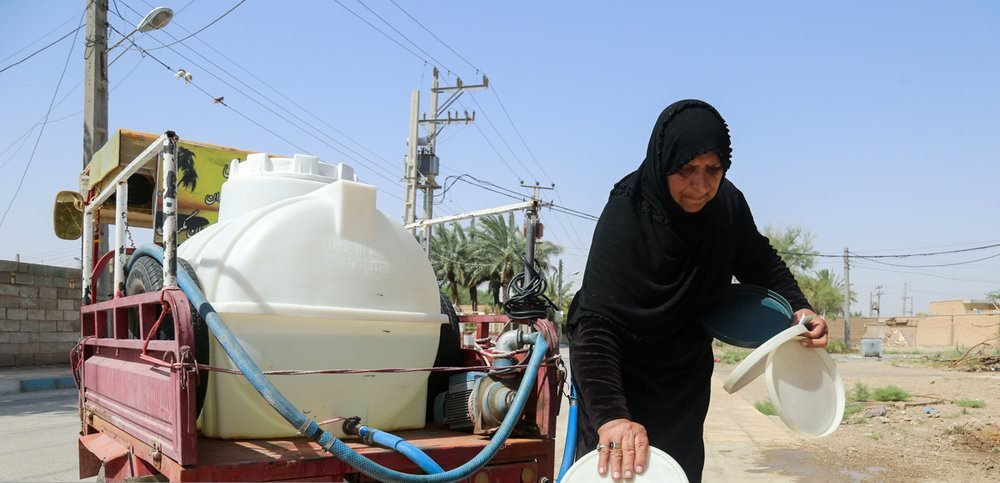 دستور رییس دانشگاه آزاداسلامی برای آبرسانی به آبادان و خرمشهر