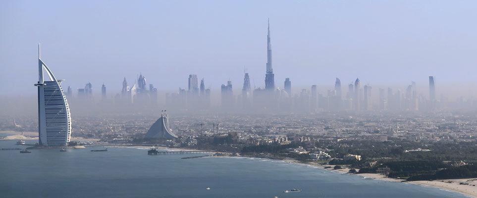 راهکارهای دبی برای کاهش آلودگی هوا