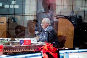 حضور شهردار اصفهان در استودیو صدای شهر