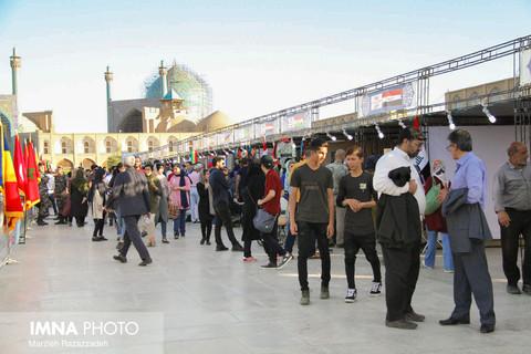 آیین نکوداشت فارغ التحصیلی دانشجویان خارجی و جشنواره ملل