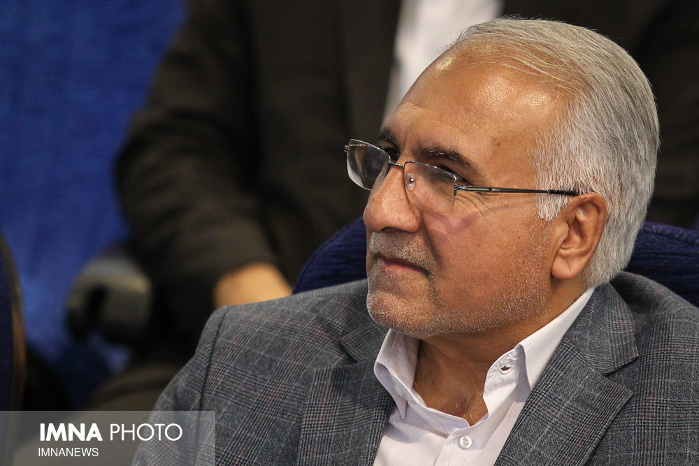 Nowrouzi; outstanding elected mayor in Iran