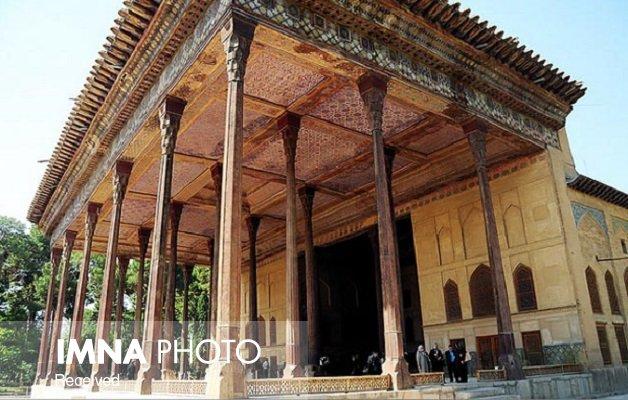 بزرگداشت مجازی روز جهانی بناهای تاریخی در چهلستون