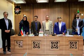 آیین معارفه مدیر فرهنگ سرای رسانه اصفهان برگزار شد