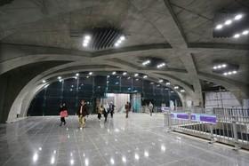 احداث آخرین ایستگاه خط یک مترو در کوتاهترین زمان ممکن