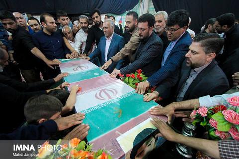 حضور شهردار اصفهان در محله بابوکان