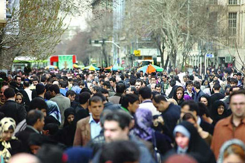 Males exceeds females in Isfahan