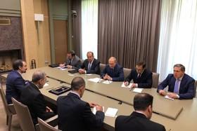 همکاریهای ایران و روسیه الگوی یک همکاری استراتژیک است