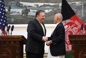 دلسوزی برای افغانها به سبک ترامپ و بن سلمان