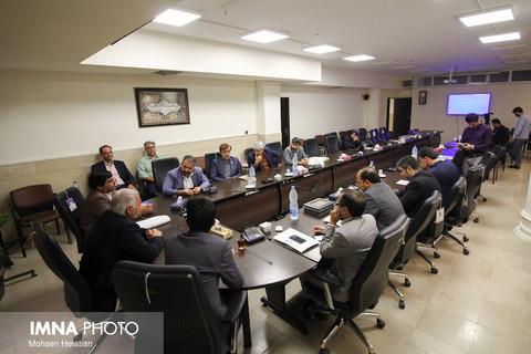 جلسه بررسی روند پیشرفت طرح توسعه حرم حضرت زینب (س)