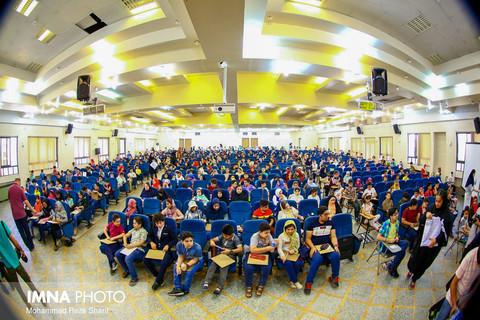 آزمون کتبی داوران کودک و نوجوان سی و یکمین جشنواره بین المللی فیلمهای کودکان و نوجوانان