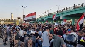 اعتراضهای جدید مردم عراق بی سابقه است