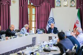 نشست شورای هم اندیشی اصفهان
