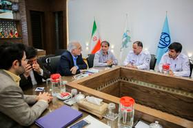دیدار مدیر فوریتهای پزشکی استان با شهردار و اعضای شورای شهر اصفهان