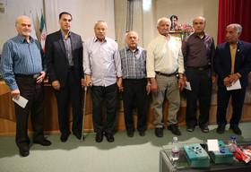 گردهمایی خانواده وزنه برداری اصفهان برگزار شد