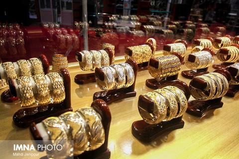 خیزش قیمت طلای ۱۸ عیار و سکه امروز ۱۸ دی +جدول