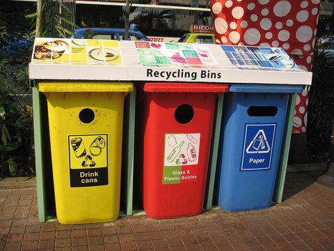 اجرای طرح بازآموزی تفکیک زباله از مبدا در شهر خشکبیجار