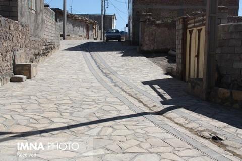 طرح هادی ۷۲۱ روستا در استان اصفهان اجرا شده است