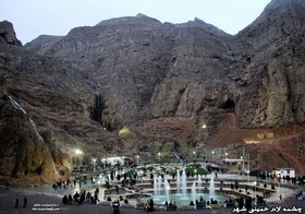 Lador spring; new tourism destination in Isfahan