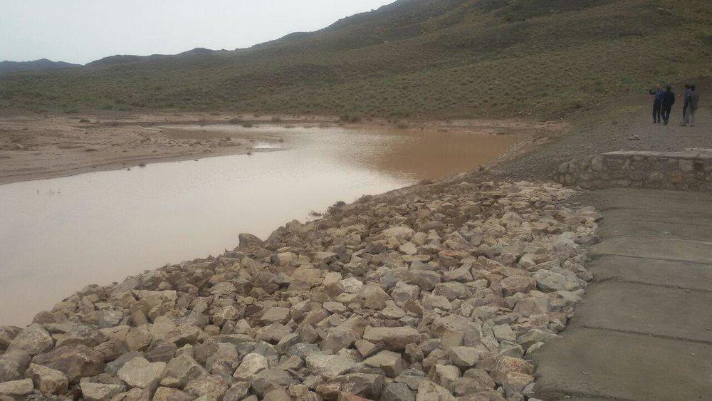 ایجاد ۷۵۰ سازه آبخیزداری در اراضی ملی گلپایگان