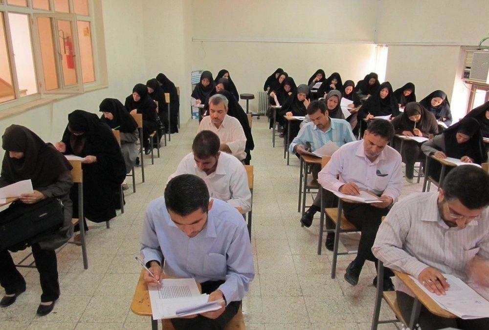آزمون استخدامی آموزشیاران مستمر نهضت سوادآموزی برگزار میشود