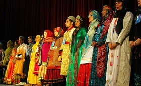 Isfahan the folklore capital of Iran