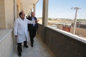 حمایت شهرداری از توسعه بیمارستان امام حسین(ع)