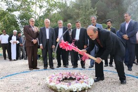 احداث ساختمان جدید پزشکی قانونی در آرامستان باغ رضوان