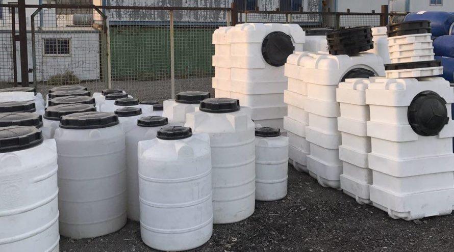 فروش دو برابری تانکر آب در اصفهان!