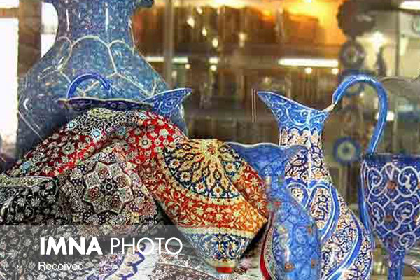 Half a percent of handicraft exports of world belongs to Isfahan