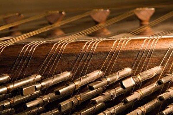 Santoor; original Iranian instrument