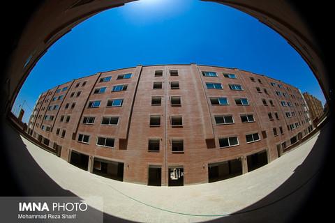 تأمین مسکن طبقه متوسط در طرح تفصیلی منطقه ١٢ مشهد
