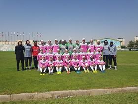 هشت دختر فوتبالیست اصفهانی در لیست خسرویار