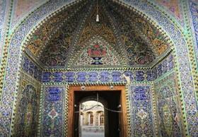 نمایشگاه دائمی معماری قاجار