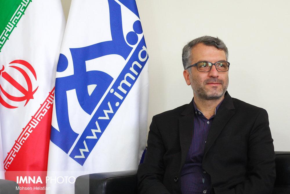 بازدید مدیر درآمدهای شهرداری اصفهان از  ایمنا