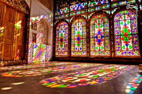 Isfahan waiting for traditional urban facades