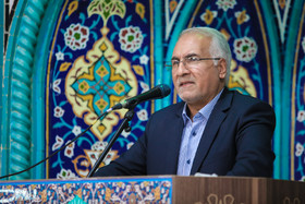 نماز جمعه شمال شرق اصفهان با حضور شهردار