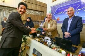 تجلیل از مدالآوران مسابقات ملی مهارت در شورای شهر